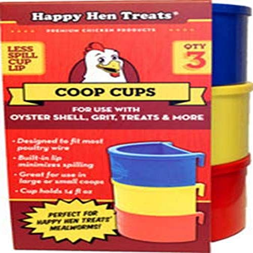 Happy Hen Poultry Coop Cup, 14 Ounce