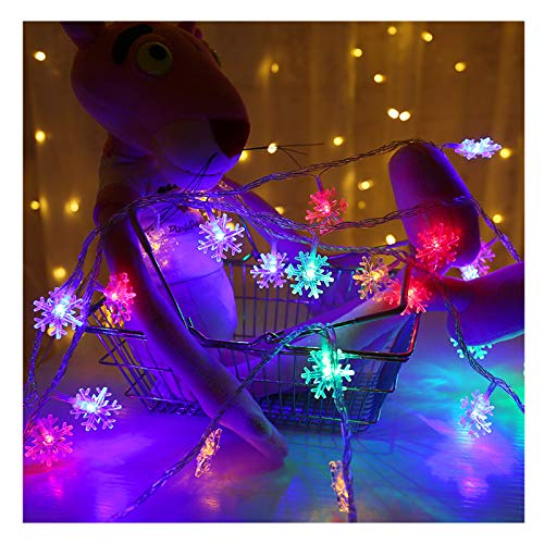 YYYY Outdoor LED String Lights, Cherry Tree Flower Decoration Lights, with 8 Patterns Solar 100LED Garden Lights, Used for Party Parties, Living Room, Bedroom, Terrace Garden Color 5M