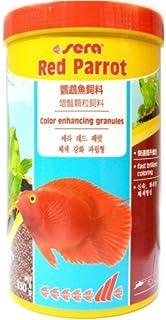 Sera Red Parrot Color Enhancing Granules (1,000 ml (330 g / 11.6 oz.))