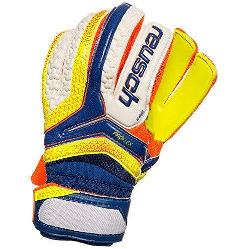 Reusch - Serathor Pro g2 - Guantes de Portero - Dazzling Blue/Yellow/Yellow