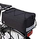 Sahoo Bike Rack Bag Bike Pannier Rear Rack Bike Bag Back Pack Bicyle Painner Trunk Bag Series (142091)