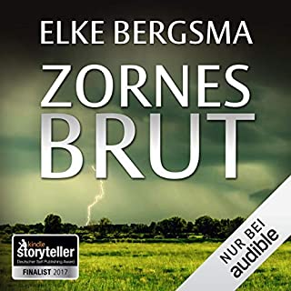 Zornesbrut. Ein Ostfrieslandkrimi Titelbild