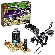 LEGO21151MinecraftTheEndBattleCollectibleToy