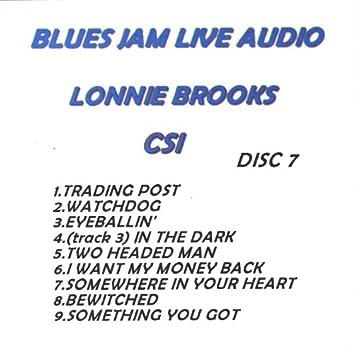 Blues Jam Live Audio: Lonnie Brooks