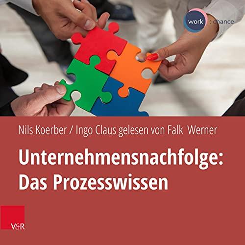 Unternehmensnachfolge - Das Prozesswissen Titelbild
