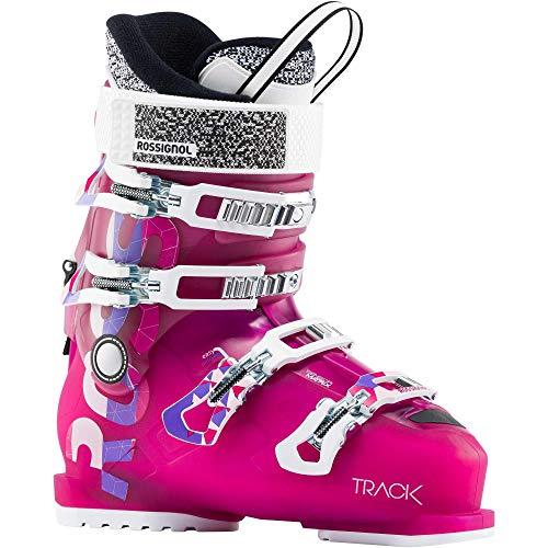 Rossignol Herren Skischuhe Track Rental W Pink Größe 42 2/3, Rosa, 24.5