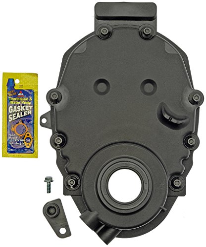 Dorman 635-505 Engine Timing Cover for Select Models, Black