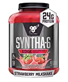 BSN Syntha-6 Edge, Strawberry Shake, 48 Servings by BSN Sports