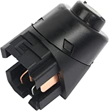 357905865 6N0905865 Ignition Switch fits for 1992-93 VW Bus/Transporter 1995-02 VW Cabrio 1990-95 VW Corrado 1992-03 VW Eurovan Ignition Switch 1990-98 VW Golf 1999 VW Golf Old Body Style