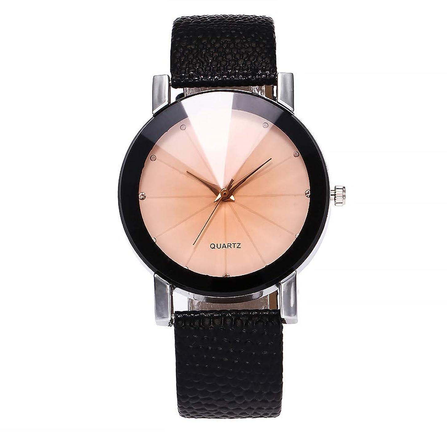 Wrist Watches for Women Under 5 ? vansvar Women's Casual Quartz Leather Band Newv Strap Watch Analog Wrist Watch