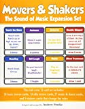 Movers & Shakers: The Sound of Music Expansion Set: Volume 3 (Movers & Shakers Brain Breaks Card Game)