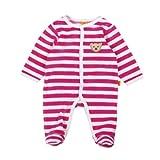 Steiff Unisex - Baby Strampler 6322948, Gr. 86, Pink (pink flambe 2140)