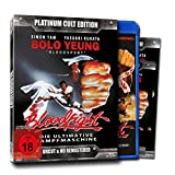 Bloodfight (Platinum-Cult-Edition - Blu-Ray + DVD) - Bolo Yeung
