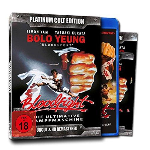 Bloodfight (Platinum-Cult-Edition - Blu-Ray + DVD)