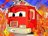 Matt, the Police Car / Franck, the Fire Truck