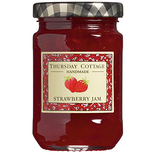 Thursday Cottage - Strawberry Jam - 112g