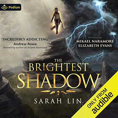 The Brightest Shadow cover art