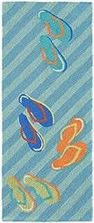flip flop rug runner