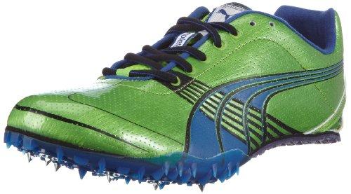 PUMA Herren Complete TFX Sprint 3 Leichtathletikschuhe, Grün (Jasmine Green-Monaco Blue 09), 46 EU