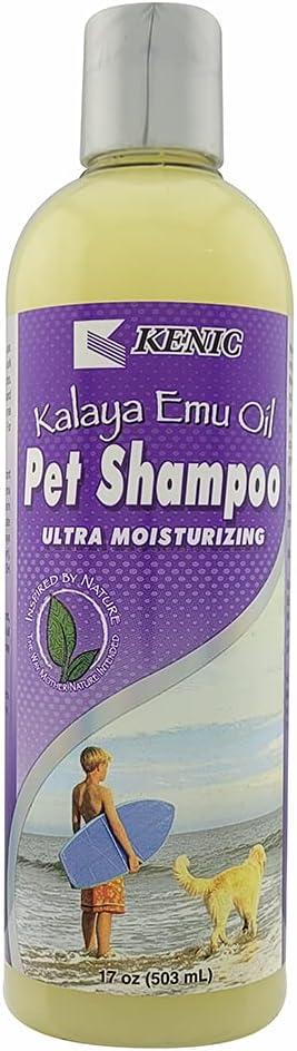 Kenic Kalaya Ultra Moisturizing Limited time for Free shipping / New free shipping Restorative Pet Emu Shampo Oil