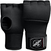Hayabusa Quick Gel Boxing Hand Wrap Gloves - Black, Small