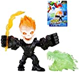 Marvel Super Hero Mashers Micro Series 2 Ghost Rider 2' Action Figure (Hasbro Toys)