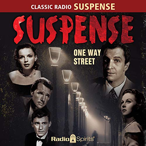 Suspense: One Way Street cover art