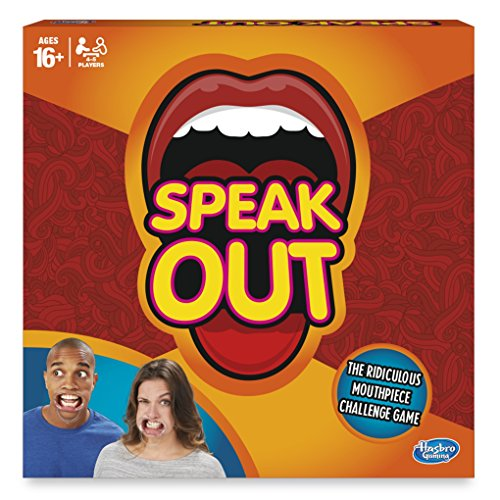 Hasbro C2018 Speak Out (Englische Version)