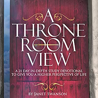 A Throne Room View audiobook cover art