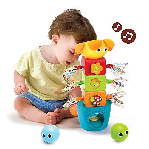 Yookidoo- Bebés Y Primera Infancia Juguetes para Apilar,