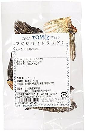 フグひれ(トラフグ) / 5g TOMIZ/cuoca(富澤商店)