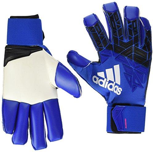 adidas Ace Trans Ft Guantes de Portero, Unisex Adulto, Azul (Azul/Negbas/Blanco/Rosimp), 11