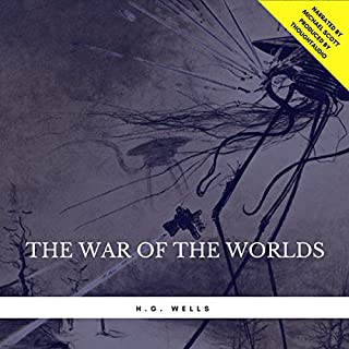 The War of the Worlds                   Written by:                                                                                                                                 H. G. Wells                               Narrated by:                                                                                                                                 Michael Scott                      Length: 6 hrs and 35 mins     3 ratings     Overall 5.0