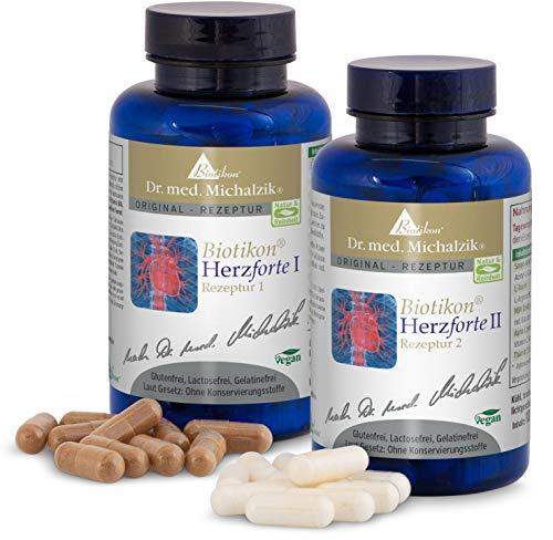 Herzforte I + II nach Dr. med. Michalzik