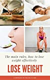The main rules, how to lose weight effectively (English Edition)