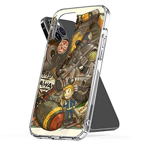 Carcasa de teléfono Personalizada Compatible con Wasteland Samsung Cache iPhone Xiaomi Redmi Note 10 Pro Note 9 8 9A Poco M3 Pro Poco X3 Pro Funda Protector Antideslizante Transparente Puro
