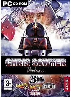 Chris Sawyer Deluxe (Roller Coaster Tycoon 2 / Roller Coaster Tycoon 2: Wacky Worlds / Chris Sawyer's Locomotion)