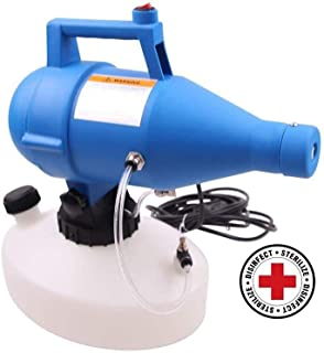 JRZDFXS ULV-Fogger-Sprayer Portable Atomizer Knapsack Electric Power Sprayer Garden Atomizer Fogger Blowers for Indoor Outdoor (Size : 220V)