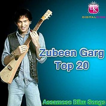 Zubeen Garg Top 20
