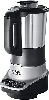 Russell Hobbs 2 in 1 Countertop Blender - 21480, Silver & Black