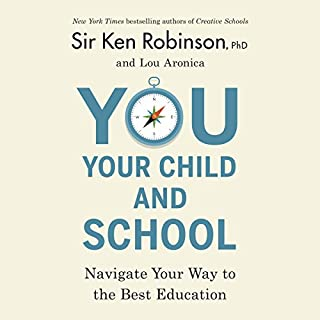 You, Your Child, and School audiobook cover art