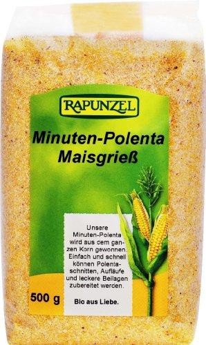 Rapunzel Minuten-Polenta-Maisgrieß (500 g) - Bio