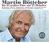 Die 85 größten Film- und TV-Melodien von Martin Böttcher