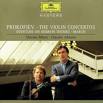 Prokofiev: Violin Concertos No.1 op.19 & No.2 op.63