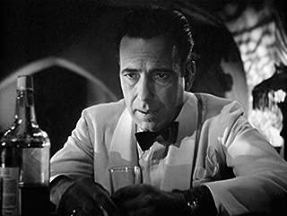 Gatsbe Exchange Casablanca-Humphrey Bogart 8 x 10 Photo