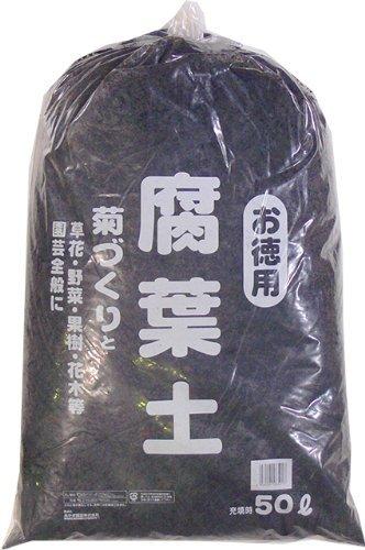あかぎ園芸 腐葉土 50L