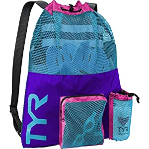TYR Big Mesh Mummy Bolsillo, Unisex adulto