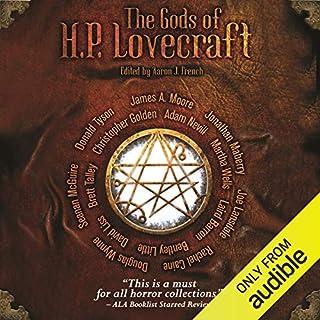 Page de couverture de The Gods of H. P. Lovecraft