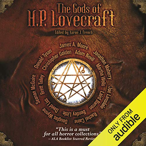 The Gods of H. P. Lovecraft audiobook cover art