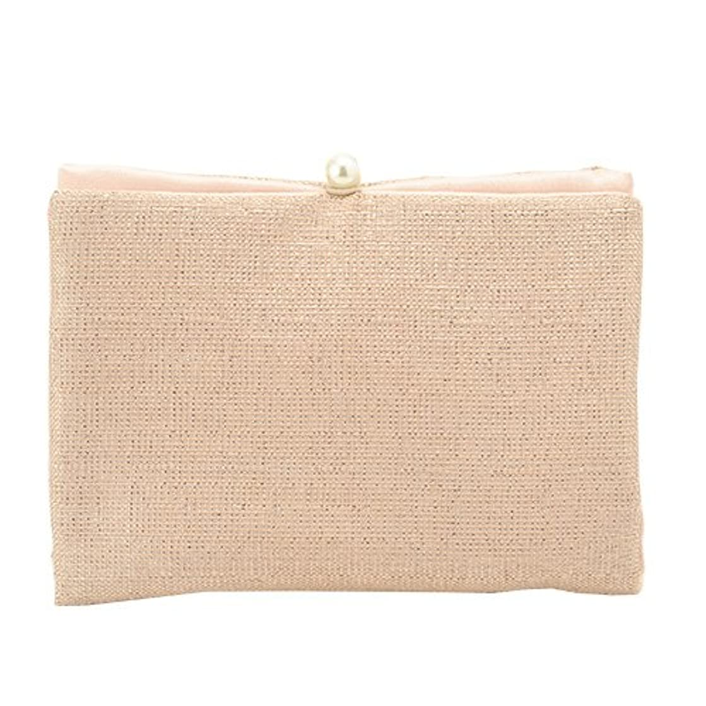 残高先行する呪いLALUICE(ラルイス) ジュエリー収納 ピンク サイズ:9×12cm